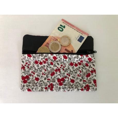 Pochette Porte Monnaie en tissus