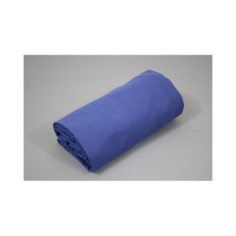 Drap housse uni coton for Drap housse 80x190