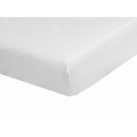 2x70x190 en Percale 80 fils pour lit électrique